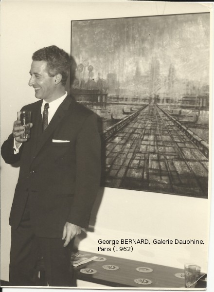 Galerie Dauphine, Paris en 1962