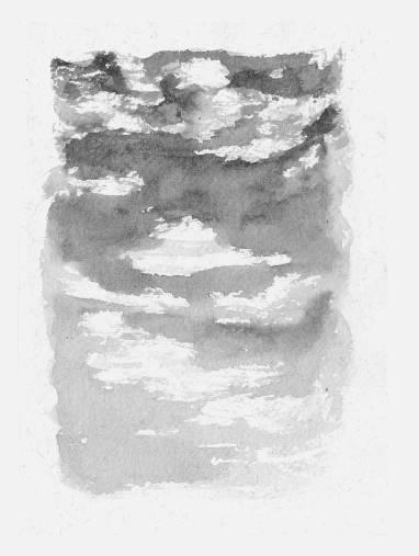 Encre de Chine sur papier lavis © JLC – Août 2008