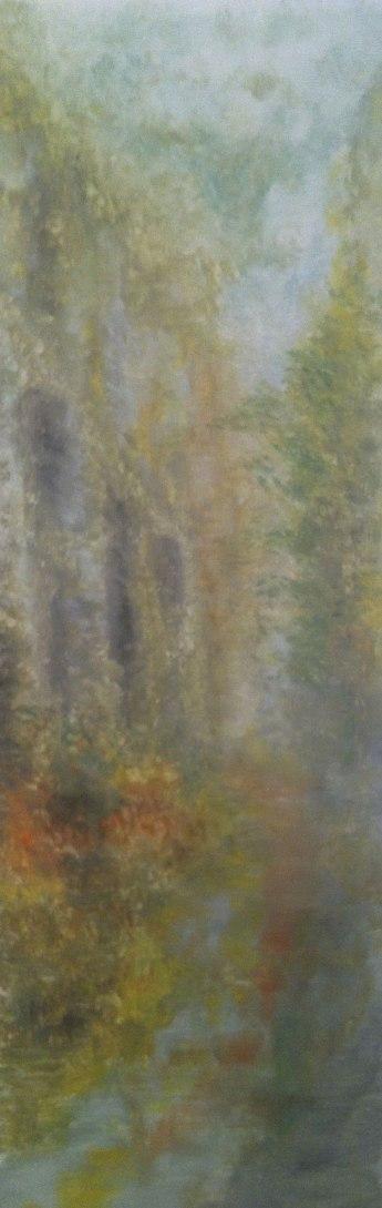 Huile sur panneau de bois © JLC 2007