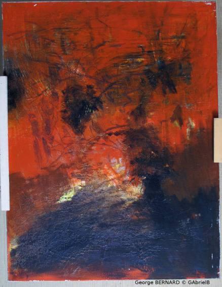 Brulante Passion (1985) 89 x 116 cm