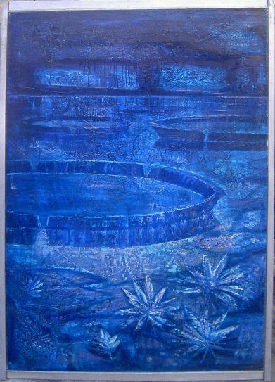 Jardin de Pamplemousse, Maurice (1964) - 130 x 81 cm