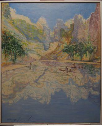 Rivière Li, Chine (1980)