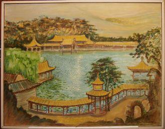 Jardin à Pékin (1988)