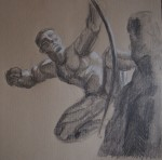 Heraclès, archer